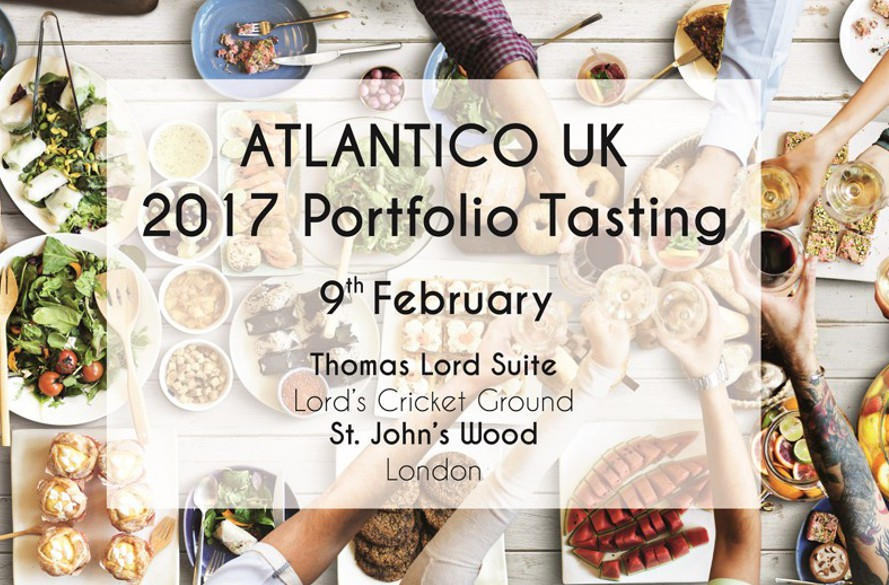 ATLANTICO UK PORTFOLIO TASTING 2017